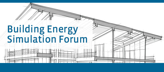Building Energy Simulation Forum: Energy Trust EDAPT Launch