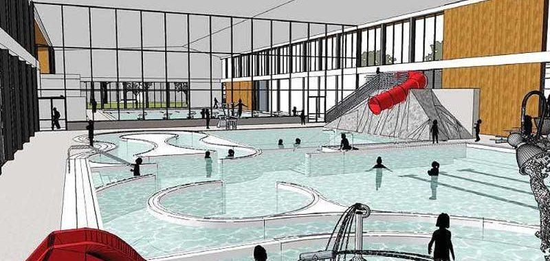 Chehalem Parks Amp Recreation Aquatic Center Building Tour