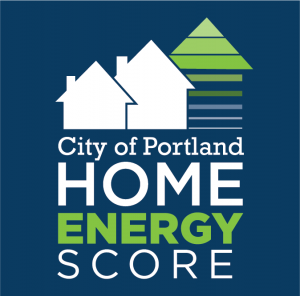 City of Portland Home Energy Score logo