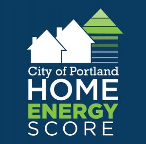 City of Portland Home Energy Score logo