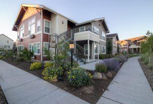 Duplex multifamily property.
