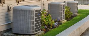 Outdoor air conditioner unit