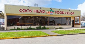 coos head food co-op store front