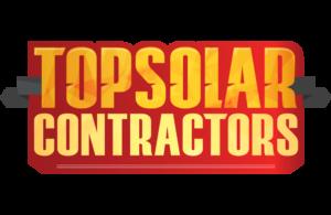 Top Solar Contractor graphic