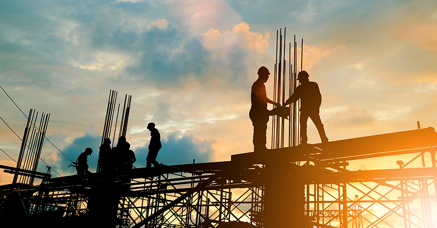 Builders construction
